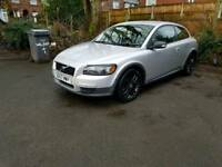 Volvo c30 1.6Petrol SPORT 90K in good working order and condition