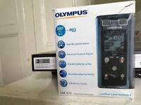 Olympus DM-670 Dictaphone Digital Voice Recorder 8GB