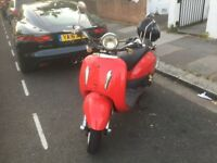 Stylish Moped for Sale