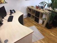 Deskspace in Poole at a Digital Agency