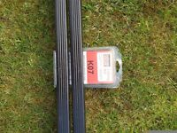 401 Roof Bars and feet and K07 Fixing Kit