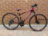 Boardman MX Comp Womens Hybrid Bike
