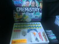 Chemistry lab set new