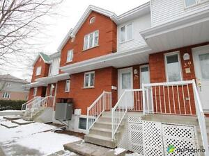 280 000$ - Maison en rangée / de ville à vendre à Chambly