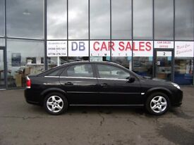 2008 57 VAUXHALL VECTRA 1.8 VVT EXCLUSIV 5D 140 BHP **** GUARANTEED FINANCE **** PART EX WELCOME