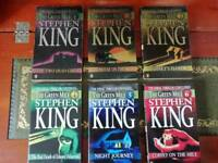 "Stephen king "" The Green Mile """