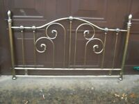 Headbord metal for Double bed