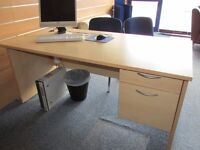Office Desks (4 available)