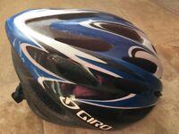 Woman's bicycle helmet