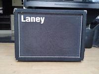 Very large Laney 2x12 speaker Cabinet