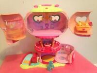 My Little Pony Ponyville Balloon House & Pony