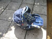 Graco baby car seat, good condition, can be fitted to a push chair.