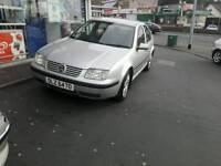 Full year mot 2004 vw bora diesel