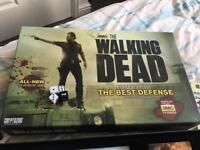 The walking dead the best defence board game