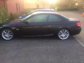 BMW 320i M sport convertible PRICE DROP QUICK SALE