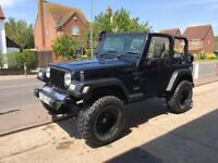 Jeep Wrangler Sport 4.0 soft top