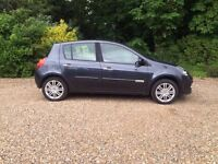 2006 Renault Clio 1.4 (5Doors) Manual With Long MOT PX WElcome