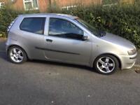 Fiat punto jtd modified
