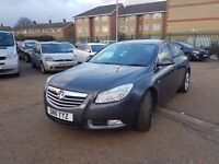 2011 Vauxhall Insignia 1.8 i VVT 16v SRi 5dr / SAT NAV / 70K Miles /FULLY LOADED /MOT SEP 17 / CAT D