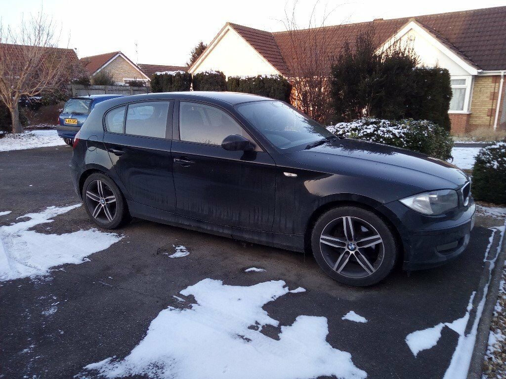 Bmw 120d 2007 Diesel Low Mileage Lovely Drive In March Cambridgeshire Gumtree