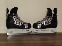 Children's Bauer Ice Hockey Boots. Size 11.5. ***Worn Once***