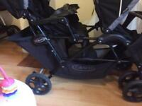 A graco stadium duo buggy for sale