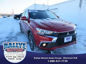 2016 Mitsubishi RVR GT Premium! 4X4! Low KMS! Back Up! Alloy! Su