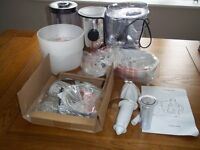 Kenwood FP630 Series food processor