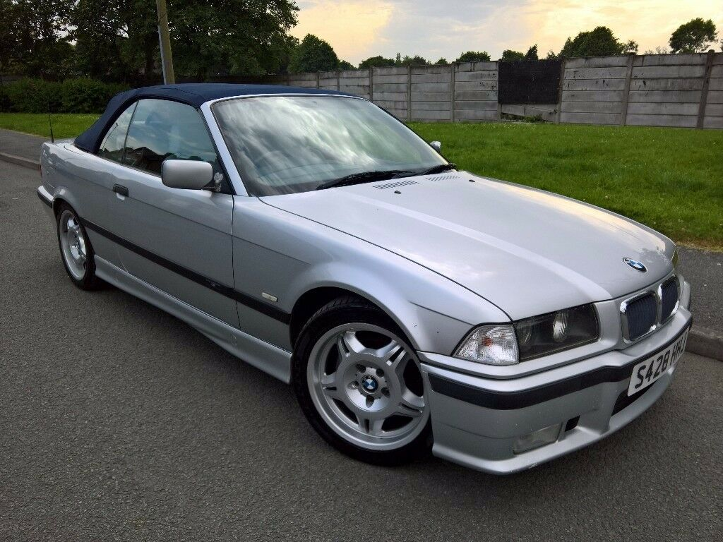 1999 bmw e36 328i se 3 series m sport cabriolet. Black Bedroom Furniture Sets. Home Design Ideas