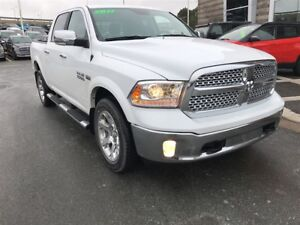 2017 Ram 1500 LARAMIE/LOADED/$13,500 OFF / ONLY 1800KMS!