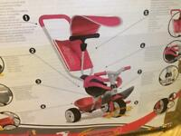 Brand new trike still in a box pink RPR £80