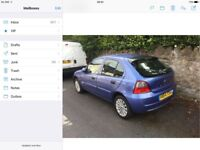 Rover 25 5 door good condition for year