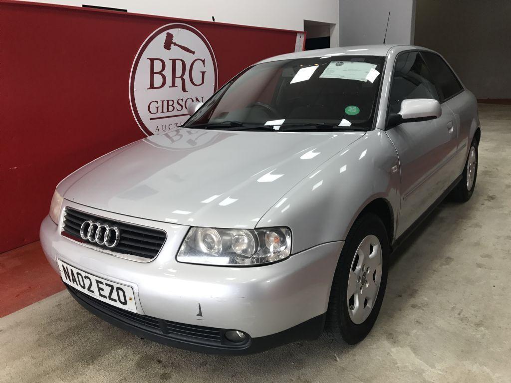 Audi A3 (silver) 2002