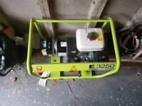Honda mobile generator