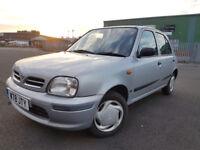 Low miles AUTO good condition long mot NISSAN MICRA automatic 5 door cheap insurance