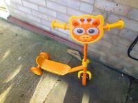 Argos Giraffe Scooter