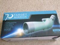 Telescope or Spotter scope with 20-60x60 zoom Hama Tripod and Mini tripod