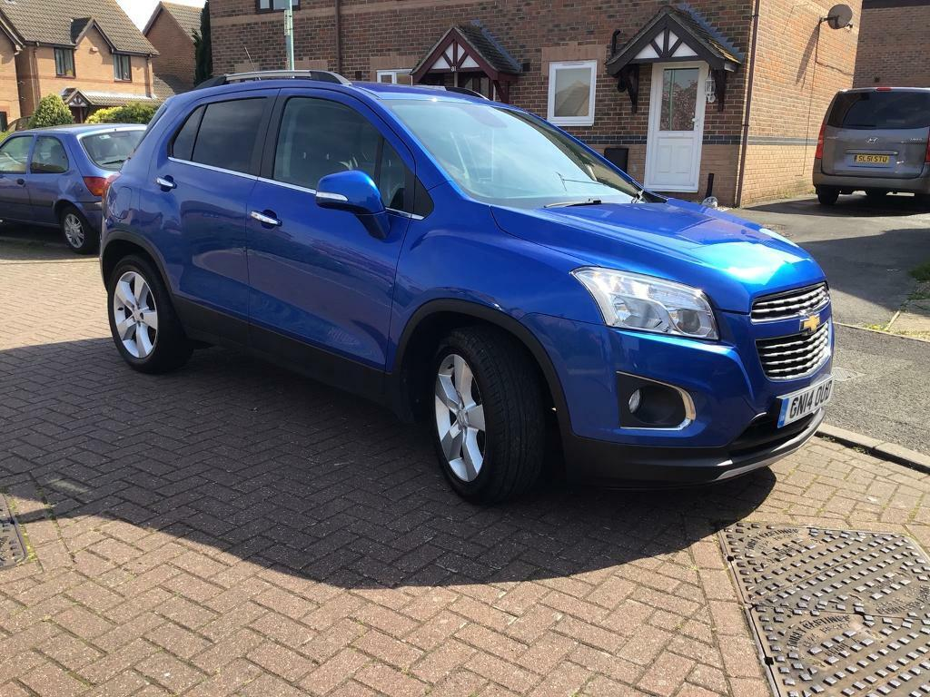 2014 Chevrolet Trax 1 7 Lt Vcdi 4x4 6 Speed Manual Vauxhall Mokka Low Miles Owned From New In Rainham Kent Gumtree