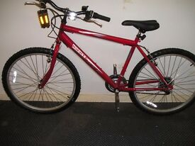Ignite Attack, 18 inch, 18 speed, Mountain Bike.