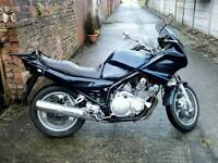 Yamaha XJ900S Diversion (1999) with long MOT for sale!!