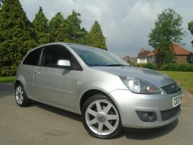 *** 07 FORD FIESTA 1.4 TDCI CLIMATE *** LOW ROAD TAX *** GREAT M.P.G ***