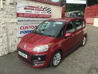 CITROEN C3 PICASSO 1.6 HDi 16V VTR+ (red) 2009
