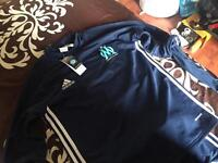 Marseilles Addidas brand new tracksuit set 2017 not Nike