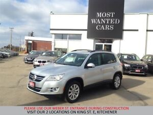 2011 Volkswagen Tiguan 4 Motion AWD | LEATHER | PANORAMIC ROOF