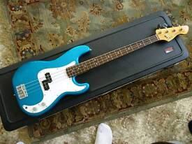 Tokai Hardpuncher (Fender P-Bass copy) made in Japan.
