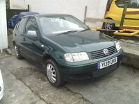 Vw Polo 1.4 16v 5 Door