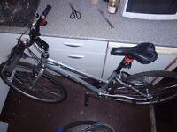 Dawes 201 Discovery Woman's Hybrid Bike