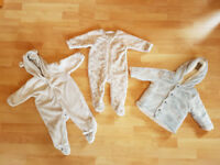 Baby boy Body suits and Jacket