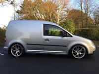 ## COMPLETELY AWESOME ## VW CADDY VAN 2.0 TDI (140).... 🔹PART EXCHANGE CONSIDERED🔹