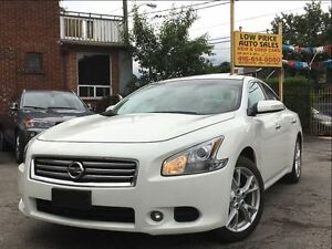 2013 Nissan Maxima SV,Sunroof,Leather,HtdSeats&Camera!